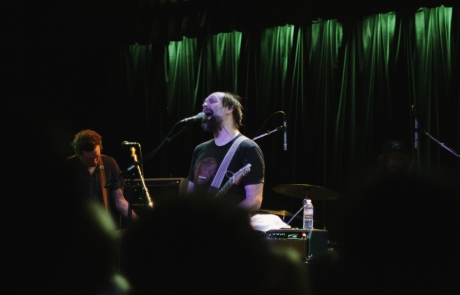 Review: Built to Spill at Slim's