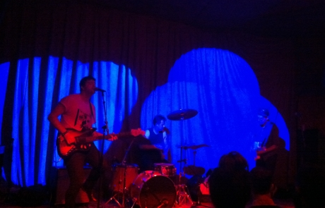 Review: Wednesday Night Live with Jacuzzi Boys, Apache, Greg Ashley, and Terry Malts