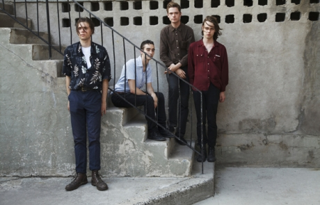 Iceage returning to Elbo Room on Halloween night
