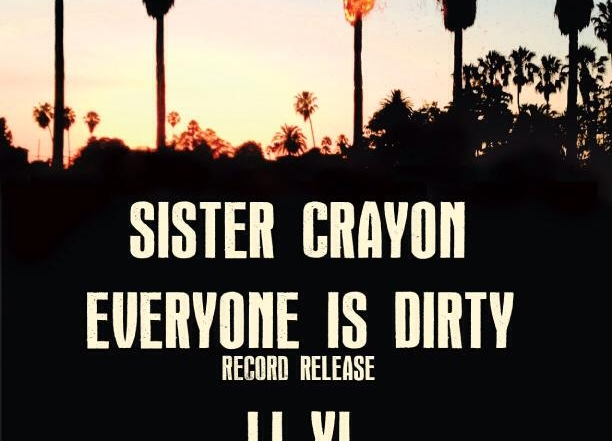Everyone Is Dirty releases 'Dying Is Fun'; record release party at Rickshaw Stop