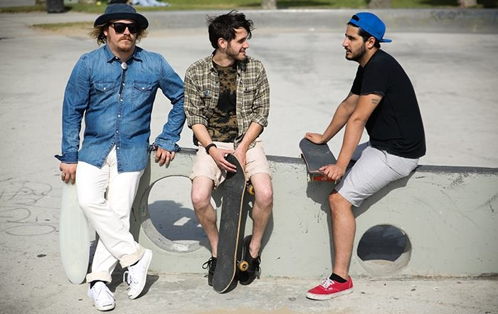 """together PANGEA playing The New Parish next Thursday (watch their video for """"Badillac"""")"""