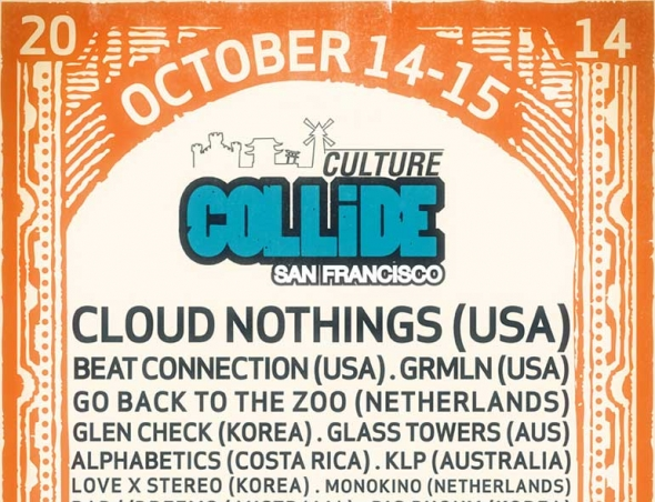 Culture Collide invades SF, announces full schedule