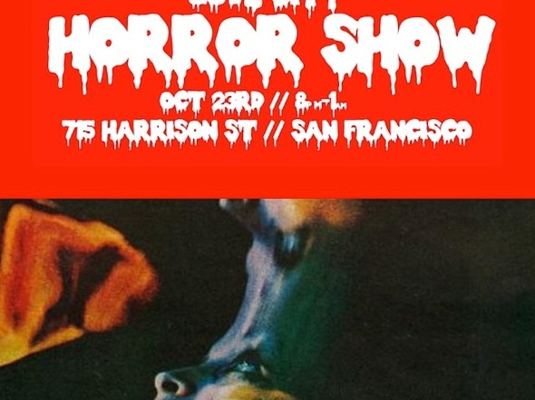 Get weird at Love City Horror Show on Thursday