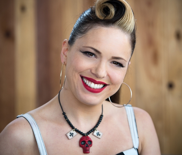 Imelda May - Photo: Paige K. Parsons