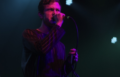 Weeping and howling: Perfume Genius at the Independent