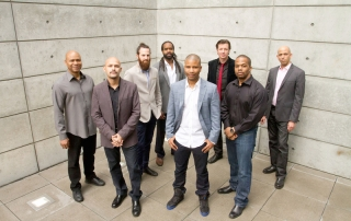 SFJAZZ Collective - photo by Jamie Tanaka