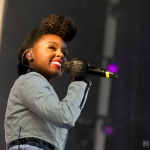 Janelle Monae @ Treasure Island Music Festival 2014 Saturday, by Daniel Kielman