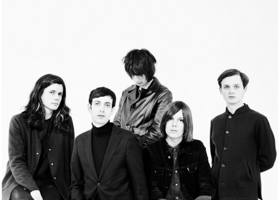 Coming to the Bay: The Horrors