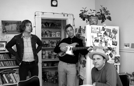 "Sonny & the Sunsets release ""Happy Carrot Health Food Store"" video"