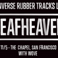 Deafheaven Converse Rubber Tracks Live (Featured)