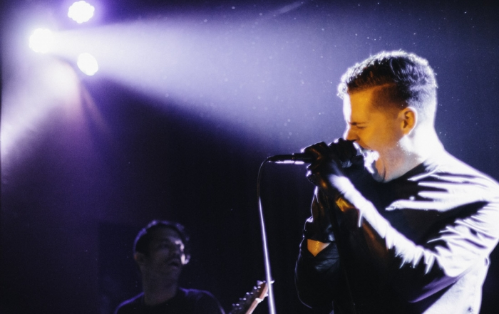 Review & Photos: Deafheaven & WOVE play Converse Rubber Tracks Live set at The Chapel