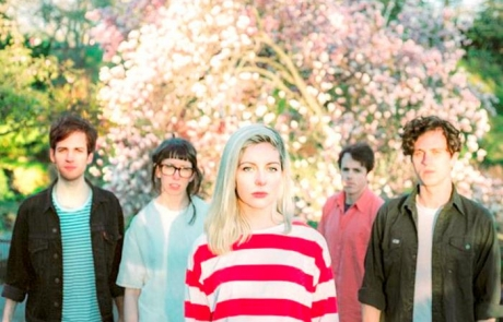 Alvvays headlining Pro Fans show at Rickshaw Stop with Absolutely Free and Talk In Tongues