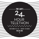 the lab 24-Hour-telethon
