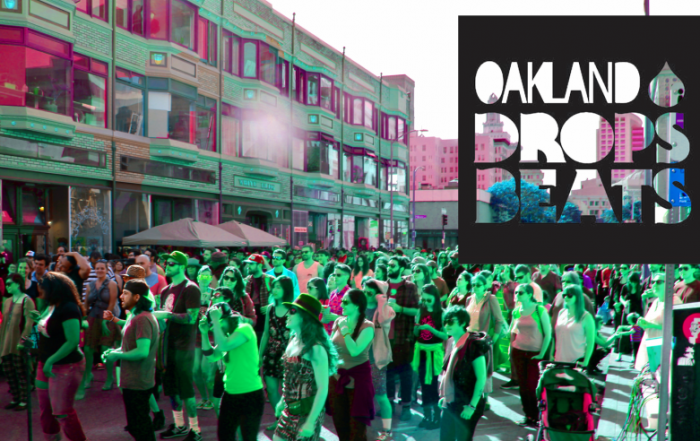 Oakland Drops Beats is Saturday