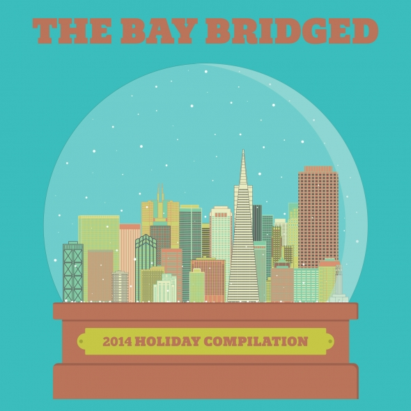 "Premiere: Listen to bAd bAd's ""¿Dónde Está Santa's Claws?"" from our Holiday Compilation; donate now to support Bay Area music"