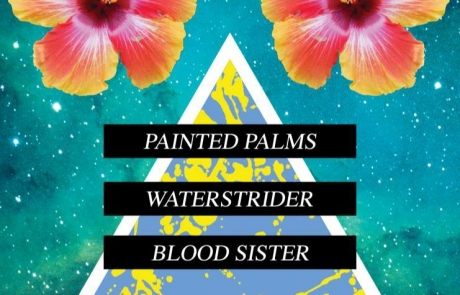 Painted Palms close out 2014 at Bottom of the Hill with Waterstrider and Blood Sister