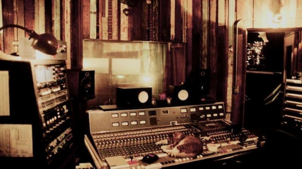 Mixtape: Listening into San Francisco's Recording Studios