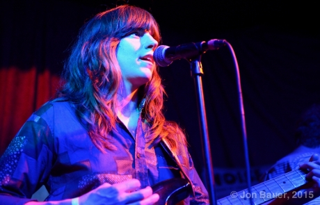 Noise Pop 2015: Photos of Eleanor Friedberger, Doe Eye, Icewater, Dude York at Brick & Mortar