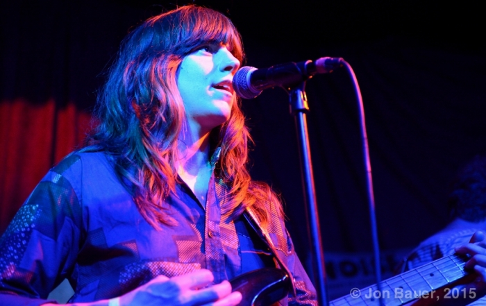 Noise Pop 2015: Photos of Eleanor Friedberger, Doe Eye, Icewater, Dude at Brick & Mortar