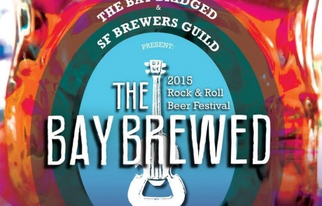 Sunday: Don't miss our rock and roll beer festival, The Bay Brewed 2015!