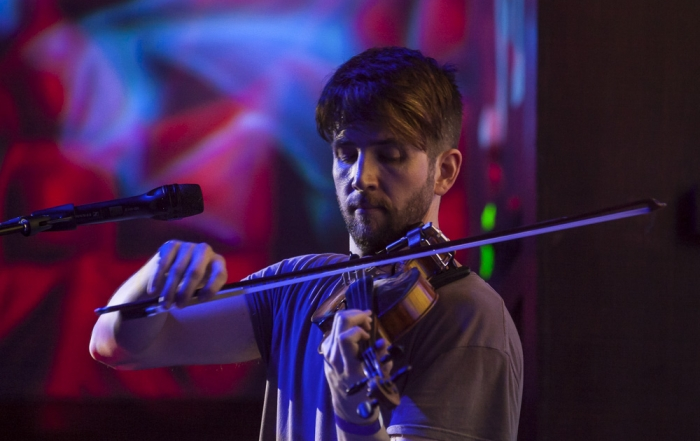 Noise Pop 2015: Owen Pallett played solo at Orchid Tapes Showcase