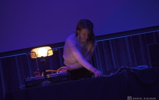 Kaitlyn Aurelia Smith at Swedish American Hall, by Daniel Kielman