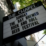 The Bay Brewed at The Chapel, by Jon Bauer