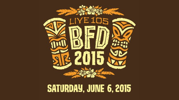 Live 105's BFD 2015 lineup abounds with local independent acts