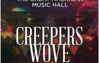 Creepers & Wove at GAMH