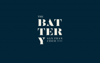 The Battery SF (logo)