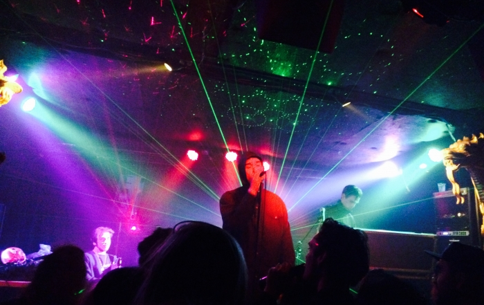 Review: Lust For Youth plays to a problematic crowd at Elbo Room
