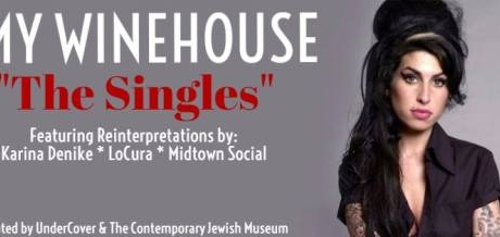 UnderCover presents Amy Winehouse: The Singles at The Jewish Contemporary Museum