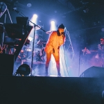 Little Dragon at The Catalyst, by Comet West