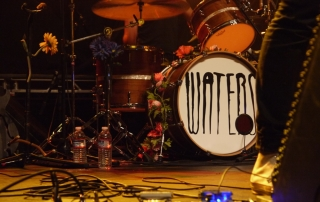 WATERS @ The Warfield, 5/2/15 (photo: Jason Shane)