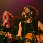 The Stone Foxes at the Great American Music Hall, by Jon Ching