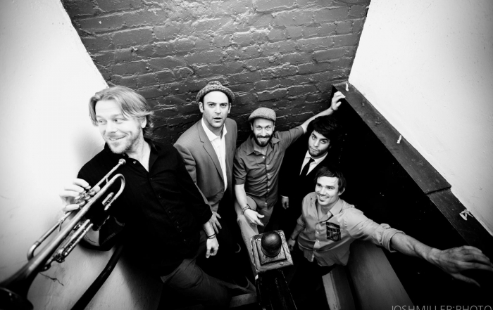 The California Honeydrops set to play two nights at The Fillmore