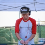 DJ at Phono Del Sol 2015, By Jon Ching