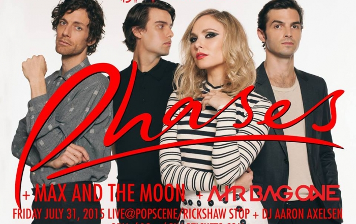 Preview: Phases at Rickshaw Stop this Friday