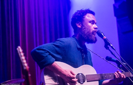 Photos: Rodrigo Amarante, Kevin Morby, Tim Cohen at the Swedish American Hall