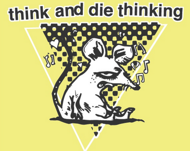 Think and Die Thinking Fest is this weekend