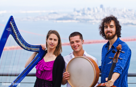 See StringQuake for free at the De Young on Friday