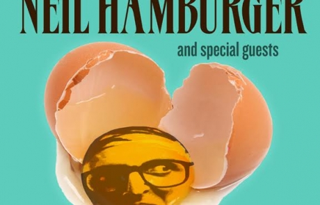 Friday: Neil Hamburger heads to The Independent
