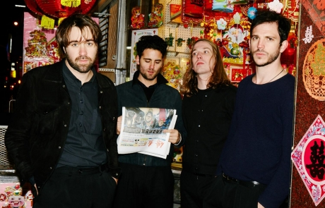 Giveaway: The Vaccines at Slim's
