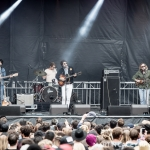 Allah Las at Outside Lands, by Martin Lacey