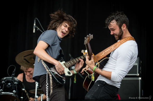 Shakey Graves at Outside Lands, by Paige Parsons