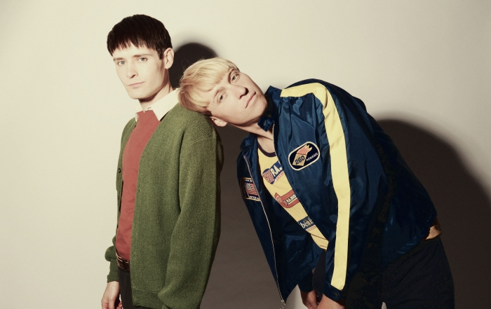 The Drums playing Brick and Mortar for Outside Lands night show