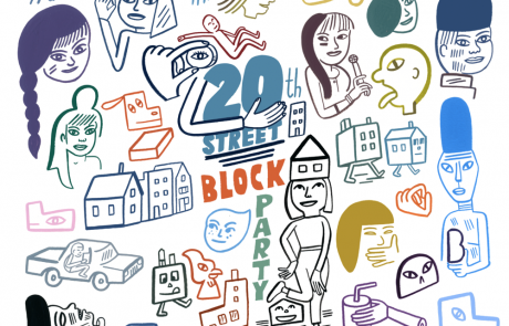 20th Street Block Party takes place in the Mission on September 12th!