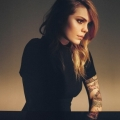 Cherrytree Records/Interscope Records Signs Coeur De Pirate (Heart Of A Pirate), Solo Project Of Award-Winning Singer-Songwriter/Pianist Beatrice Martin (PRNewsFoto/Interscope Records)