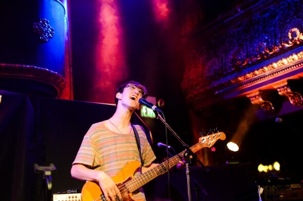 Hippo Campus at the Great American Music Hall, by Brittany O'Brien