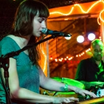 Holly Miranda at Bottom of the Hill, by Ian Young